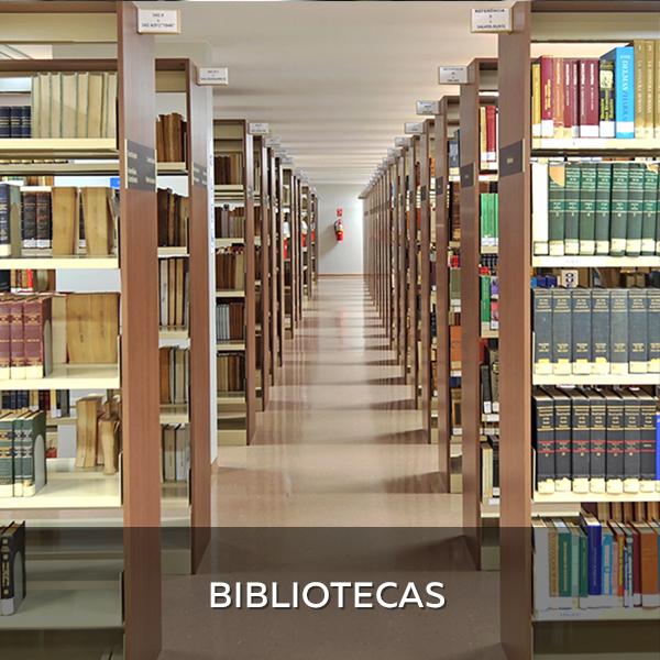 Bibliotecas e Obras de Artes