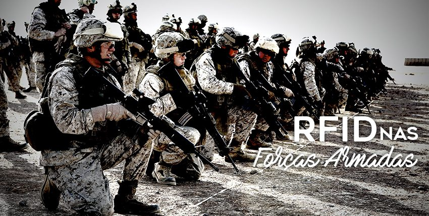 RFID nas Forças Armadas